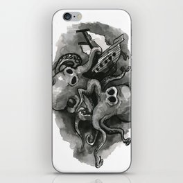 Onslaught iPhone Skin