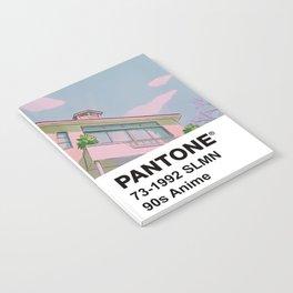 PANTONE 90s Anime Notebook