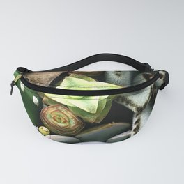 Wild and Wooly Succulent Garden Fanny Pack