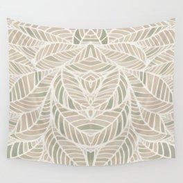 Natural in Natural Wall Tapestry
