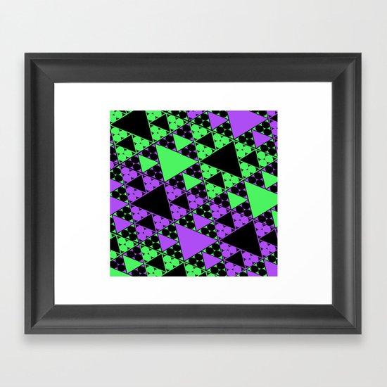 27 Framed Art Print