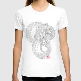 Ferocious Dragon T-shirt