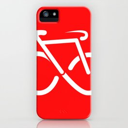 Bicycle Infinity loves hobby holiday gift iPhone Case