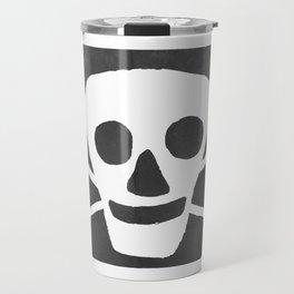 Pirate flag Travel Mug