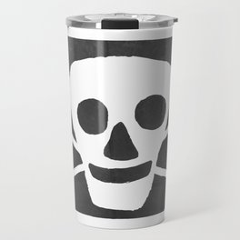Pirate flag Travel Mug