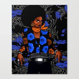 Breakin' the Chains of Love Canvas Print