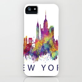New York for Men Women and Kids iPhone Case