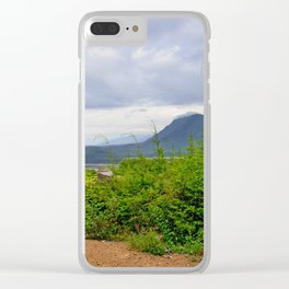 Peace, Seclusion and Natural Beauty Clear iPhone Case