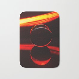 The Light Painter 1 Bath Mat