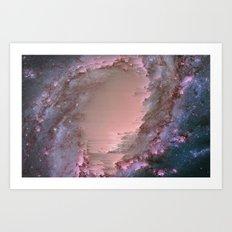 M83 Galaxy Art Print