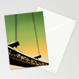 The Tranporter 1 Stationery Cards