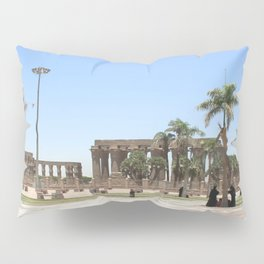 Temple of Luxor, no. 18 Pillow Sham