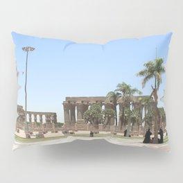 Temple of Luxor, no. 18 Pillow Sham