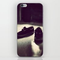 vans iPhone & iPod Skins featuring Vans by Efua Boakye