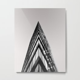 3 Piccadilly Place, Manchester. Metal Print
