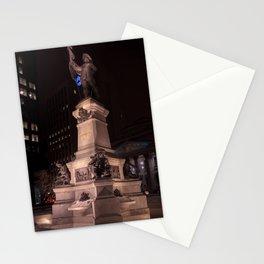 Montréal in November (5 of 11) Stationery Cards