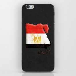 Egypt Vintage Map iPhone Skin