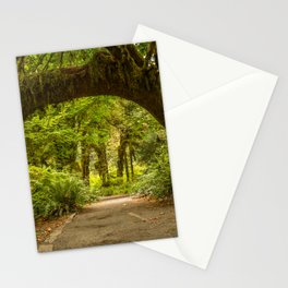 Hall of mosses Stationery Cards
