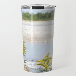 River banks Travel Mug