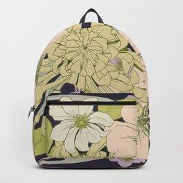Chrysanthemum 2 Backpack