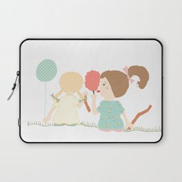 At The Carnival Laptop Sleeve