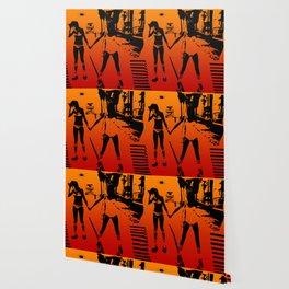 The Girls of Summer Wallpaper
