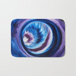 Spinning Within Bath Mat