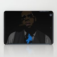 jay z iPad Cases featuring Jay-Z  by Shyam13