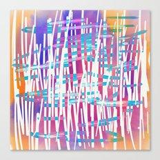 Flexuous 16 Canvas Print