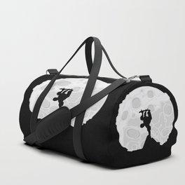 Skater Moon Duffle Bag