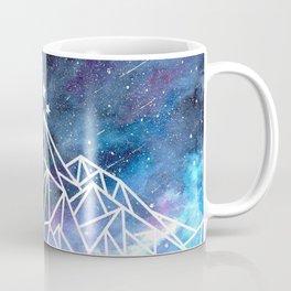 Watercolor galaxy Night Court - ACOTAR inspired Coffee Mug