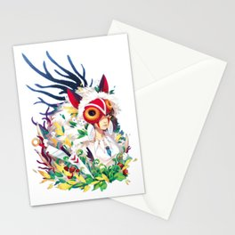 Mononoke Stationery Cards