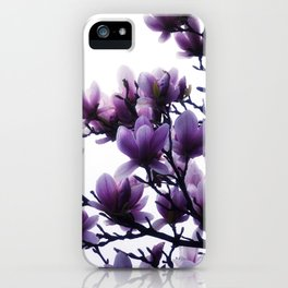 Magnolia Dreams iPhone Case