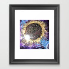 nova Framed Art Print