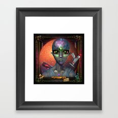 Princess Johanna Grey Framed Art Print