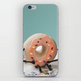 Awkward Donuts iPhone Skin