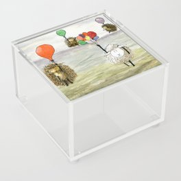We Haven't Thought This Through Acrylic Box