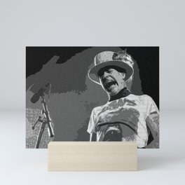Ahead by a Century - Gord Downie Tragically Hip Mini Art Print