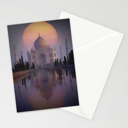 The Taj Mahal Stationery Cards