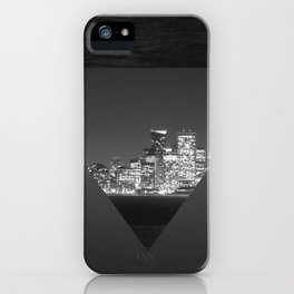 SF upside down iPhone Case