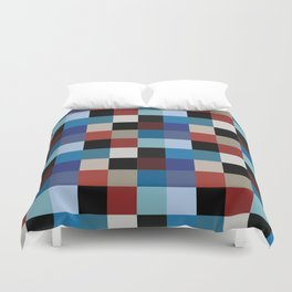Achtung Baby pattern Duvet Cover