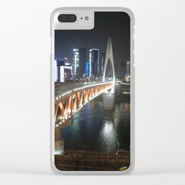 Bridge of Nightingale Clear iPhone Case