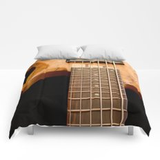 Music is a Moral Law ~ Bass Guitar Comforters