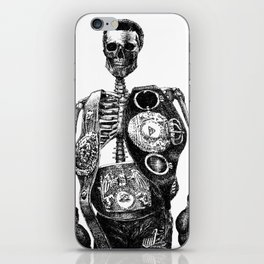 Mike Tyson iPhone Skin