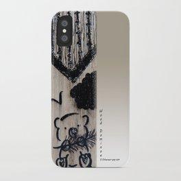 Wood Dominoes - #3 iPhone Case