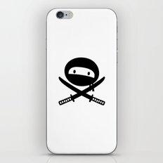Pirate Ninja iPhone Skin