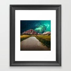 Landscape 1 Framed Art Print