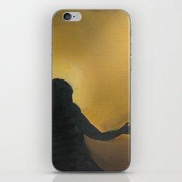 """""""Rise"""" iPhone Skin"""
