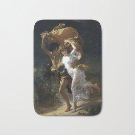 Pierre-Auguste Cot The Storm Bath Mat