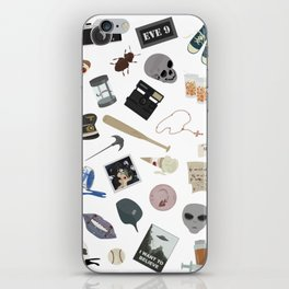 The XF Episodes iPhone Skin